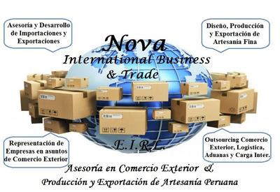 Asesor Comercio Exterior Import Importaciones / Exportación