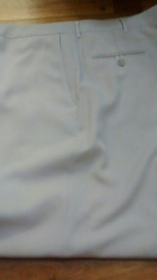 Pantalon De Vestir - Cintura 55 Cm - Largo De Piernas 1,05cm