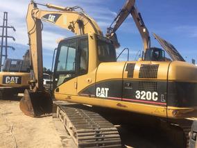 Excavadora Caterpillar 320 C L