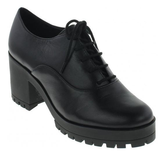 Sapato Oxford Arezzo A1061300030006u Couro Leather