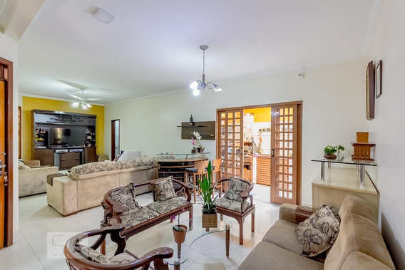 Casa Para Aluguel - Parque Amazônia, 5 Quartos, 400 - 893020890