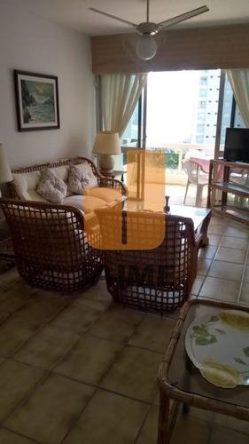 Apartamento Para Venda No Bairro Parque Enseada Em Guarujá - Cod: Ja17056 - Ja17056