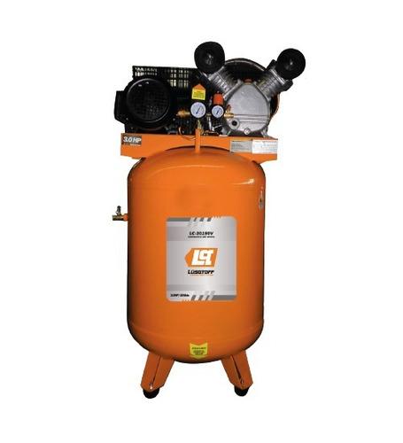 Compresor Aire Vertical 3hp 150lts Trif Lusqtoff Lc-30150vt