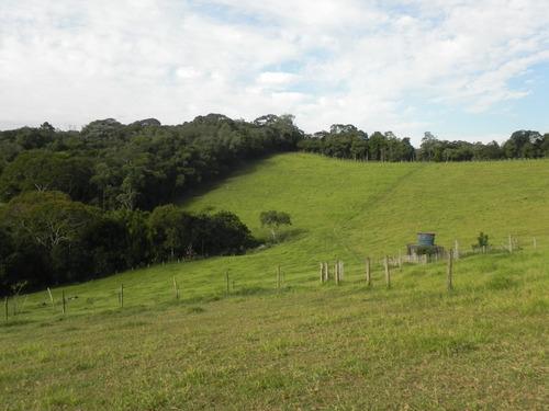 (k.a) Terreno Com 500m² - Plaino E Limpo
