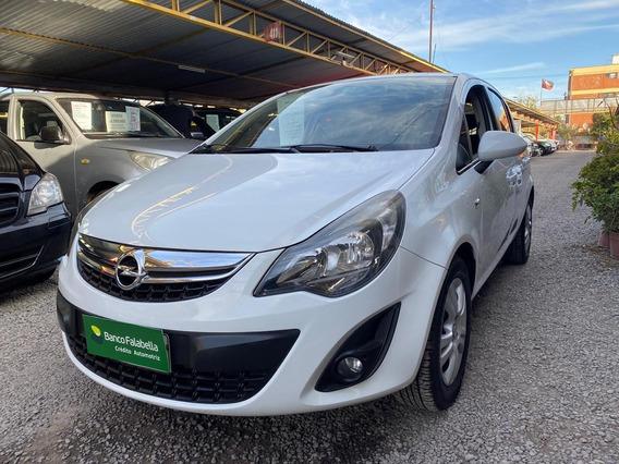 Opel Corsa Año 2015 Full Equipo