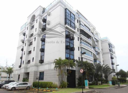 Imagem 1 de 15 de Apartamento-à Venda-barra Da Tijuca-rio De Janeiro - Svap40028