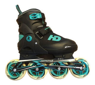 Patines Fitness Hondar Modelo Hd-ajustable