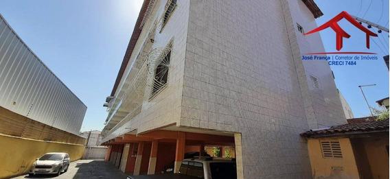 Apartamento Com 2 Dormitórios À Venda Por R$ 155.000 - Joaquim Távora - Fortaleza/ce - Ap0338