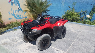 Quadricilo Honda Fourtrax 2015