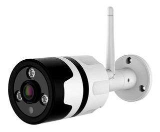 Camara Ip Wifi Exterior Vision Nocturna Contra Agua