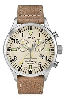 Reloj Hombre Timex Waterbury Tw2p84200 | Envio Oficial