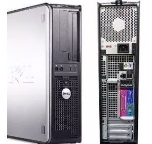 Cpu Dell Core 2 E8400 8gb Hd 500 + Wifi / Win 10