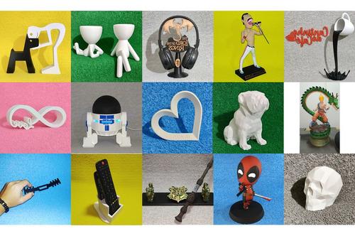 Imagem 1 de 10 de Serviços Em Impressão 3d