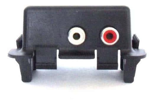 Módulo Saida Audio - Citroen / Peugeot 9659681480 9659681580