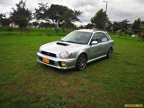 Subaru Impreza Wrx Awd [gd] Mt 2000cc 4p T