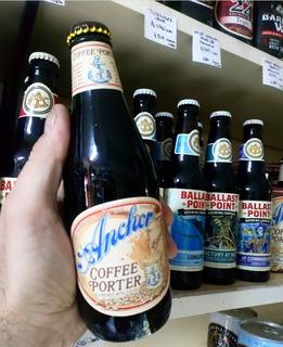Cerveza Anchor Coffee Porter La Variedad Que Nadie Tiene
