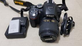 Câmera Nikon D5300 - Apenas Corpo - 15.000 Cliques