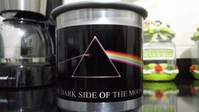 Caneca De Alumínio The Dark Side Of The Moon - Pink Floyd