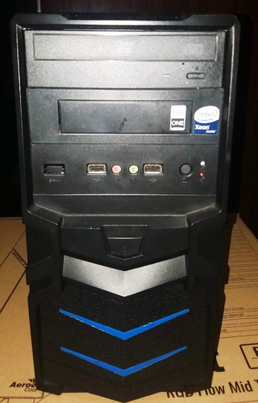 Pc Xeon 3430 + 8gb Memória + 1t Hd + Placa De Vídeo 1gb