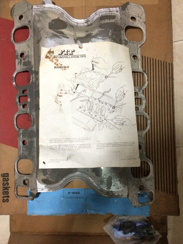 Empacadura O Lamina De Camarin Ford 351 Y 400