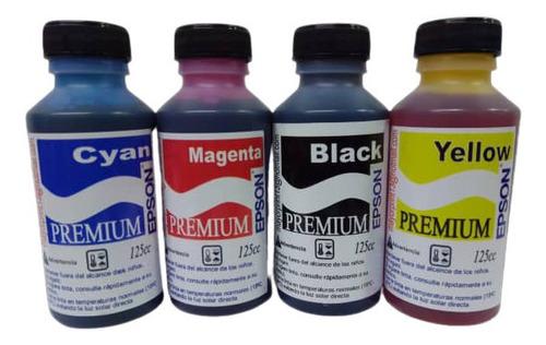 Tinta Ati Color Make Sistemas Continuos Y Cartuchos Epson Hp