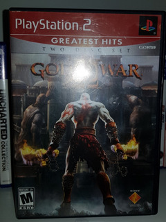 God Of War 2 Para Ps2 Cambio O Vendo Disco 1 Buen Estado *