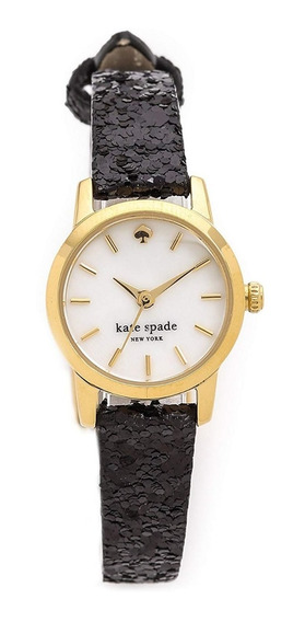 Reloj Kate Spade Tiny Metro Acero Piel Mujer Ksw1010