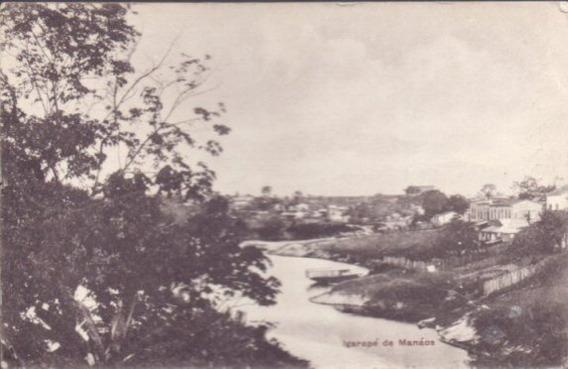Manaus - Igarapé - 30071923