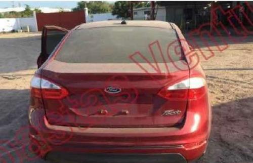 Ford Fiesta Desarmó Por Partes