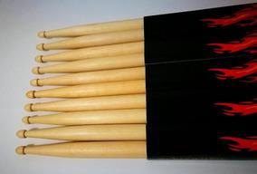 Baquetas - Bolillos - Drum Sticks Para Bateria