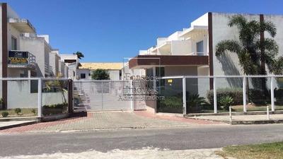 Casa Em Condominio - Centro - Pontinha - Ref: 3235 - V-3235