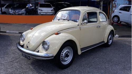 Volkswagen Fusca  1300 Gasolina Manual