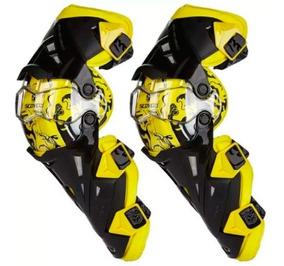 Rodilleras Scoyco K12 Articuladas 4 Pivot - Sti Motos