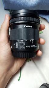 Lente Canon 10-18