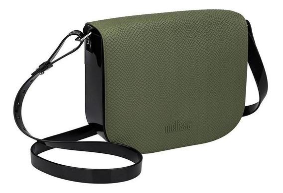 Bolsa Melissa Essential Shoulder Bag Snake - Tamanho Unico