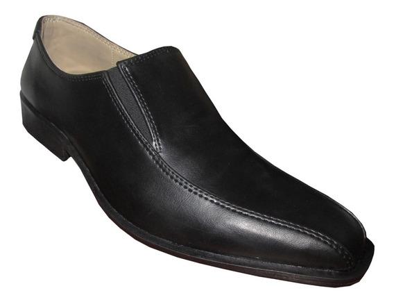 Zapato Vestir De Hombre Elástico 38 Al 45 - Lopez Calzados
