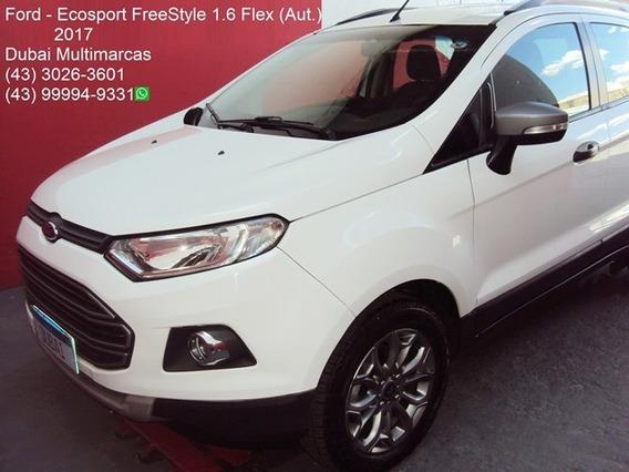 2017 - Ford Ecosport Freestyle 1.6 Flex (aut.) - Periciado