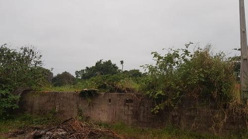 Oportunidade Terreno A 60 Metros Do Mar Em Itanhaém -ter044
