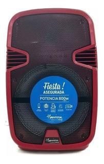 Parlante Harrison Acid Plus 800w Microfono
