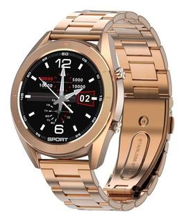 Smartwatch Tactil Presión Ritmo Cardíaco Electro C. Ecg