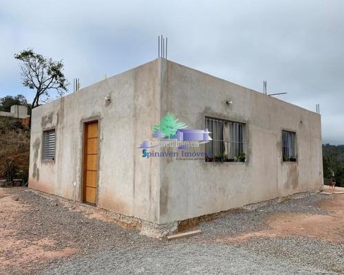 Chácara No Estado Construção Nova 990m² Com Escritura Registrada - Ch00753