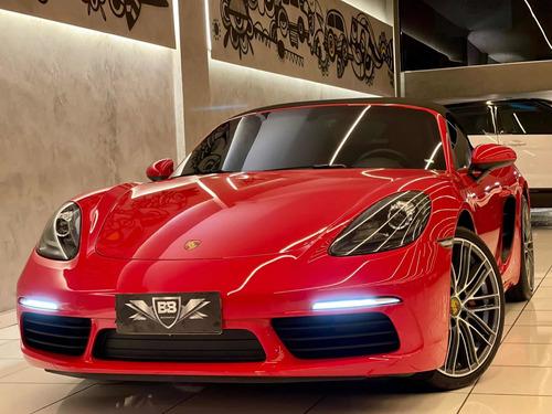 Imagem 1 de 14 de Porsche 718 Boxster Pdk 2.0 2021 1.600km Pronta Entrega
