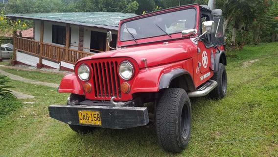 Campero Jeep Cj7 - Diesel