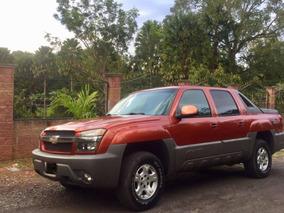 Chevrolet Avalanche 4x4