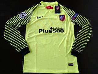 Camisa Atlético De Madrid Goleiro