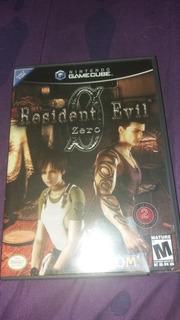 Resident Evil Zero Para Nintendo Gamecube