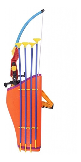 Arco E Flecha Infantil Com Infravermelho Brinquedo Criança