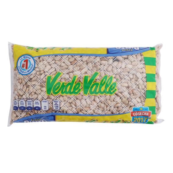 Frijol Pinto Verde Valle 1 Kg