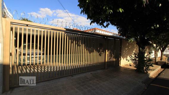 Casa Com 4 Dorms, Parque Industrial, São José Do Rio Preto - R$ 599 Mil, Cod: 6724 - V6724