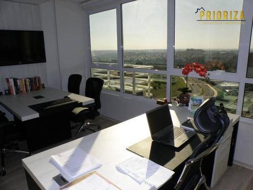 Imagem 1 de 11 de Sala À Venda, 42 M² Por R$ 265.000,00 - Edifício Illimité - Sorocaba/sp - Sa0028